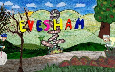 Animation about Evesham!